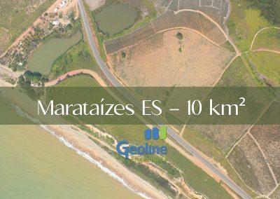 Marataízes ES – 10 km²