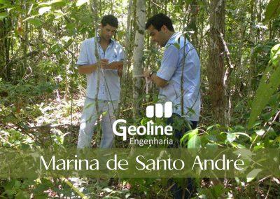 Marina de Santo André