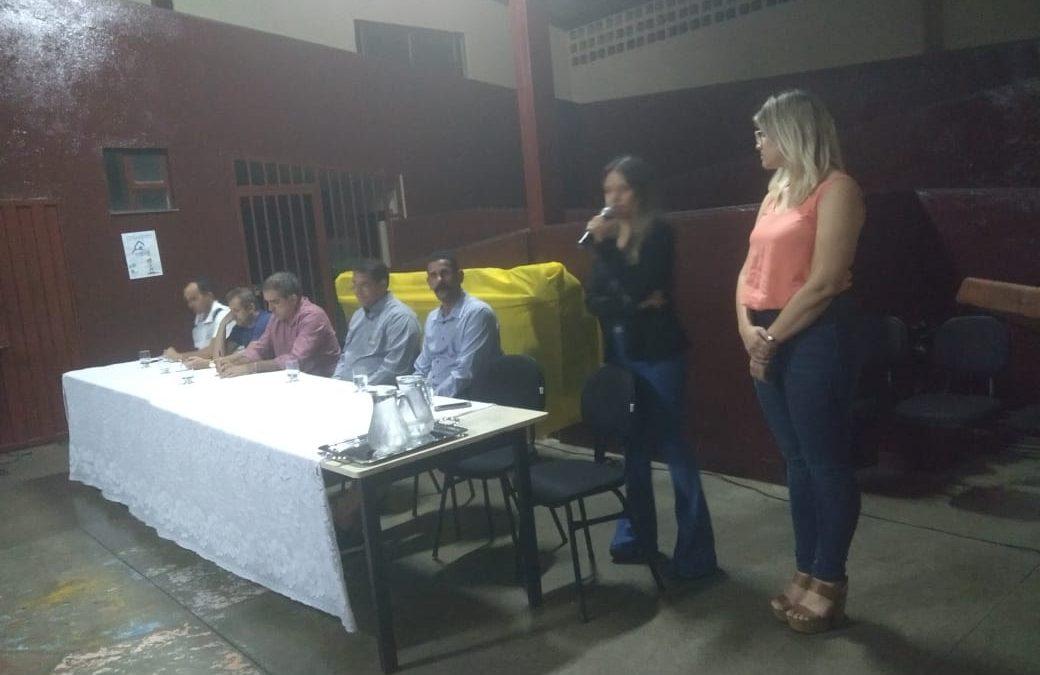 A PREFEITURA DE IBIRITÉ EM PARCERIA COM A GEOLINE ENGENHARIA REALIZA AUDIÊNCIA PÚBLICA PARA TRATAR DE PROCESSOS DE REGULARIZAÇÃO FUNDIÁRIA QUE SERÁ REALIZADA NO BAIRRO PRIMAVERA NO MUNICÍPIO DE IBIRITÉ/MINAS GERAIS