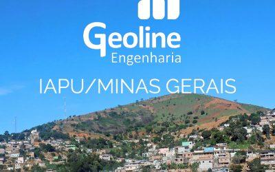 GEOLINE ENGENHARIA INICIA PROJETO DE MUNICIPALIZAÇÃO DE TRECHO DA RODOVIA 458 NO MUNICÍPIO DE IAPU/MINAS GERAIS