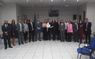 ADVOGADAS DO SETOR JURÍDICO DA GEOLINE ENGENHARIA ASSUMEM PRESIDÊNCIA DA COMISSÃO DE DIREITO URBANÍSTICO DA OAB CONTAGEM/MG