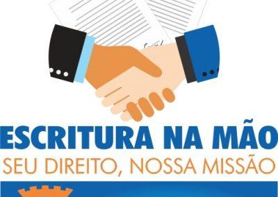 Prefeitura de Três Marias, em parceira com a empresa Geoline Engenharia estão promovendo a regularização fundiária