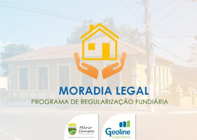 Regularização Fundiária em Mário Campos